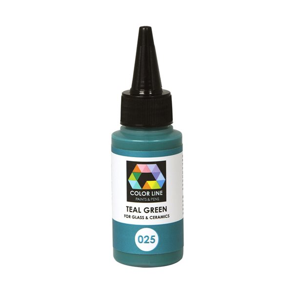Color Line Pen - Teal Green - 62g / 2.2oz