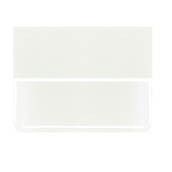 Bullseye White - Opaleszent - 2mm - Thin Rolled - Fusing Glas Tafeln
