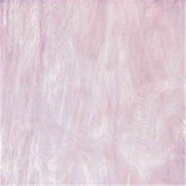 Spectrum Pale Purple and White - Translucent - 3mm - Non-Fusing Glas Tafeln