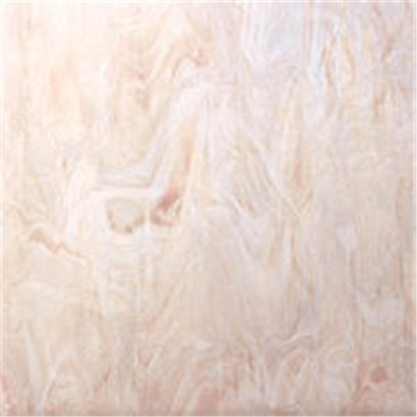 Spectrum Pink Champagne Opal - 3mm - Non-Fusing Glas Tafeln