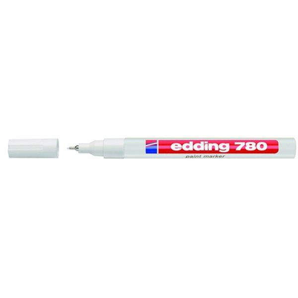 Edding - Marker Weiss