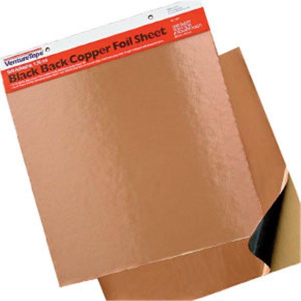 Venture - Kupferfolienblatt - 30x30cm
