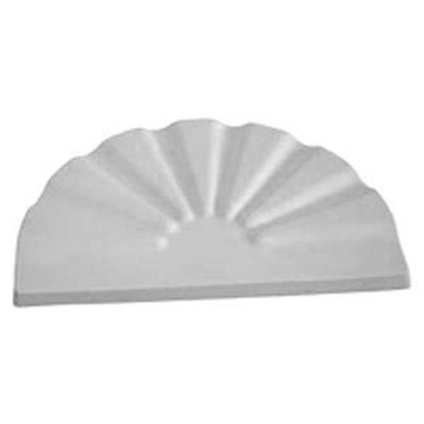 Fan - 44.2x28x3.5cm - Fusing Form