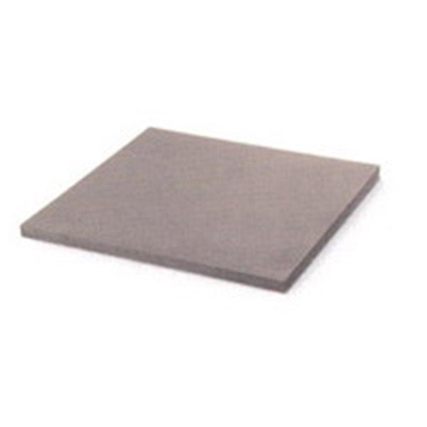 Marvering Platte Graphit - 14x14x0.6cm