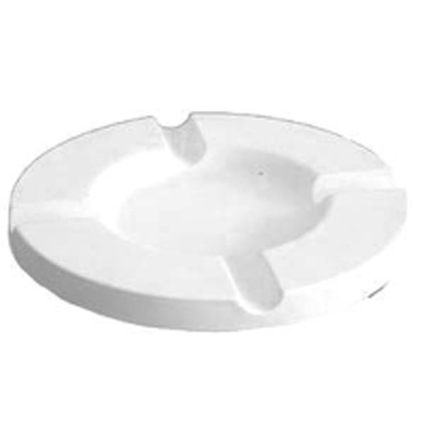 Ashtray - Round - 21x2cm - Basis: 12cm - Fusing Form