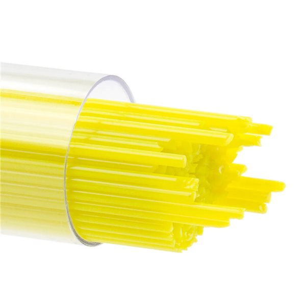 Bullseye Stringer - Canary Yellow - 1mm - 180g - Opaleszent