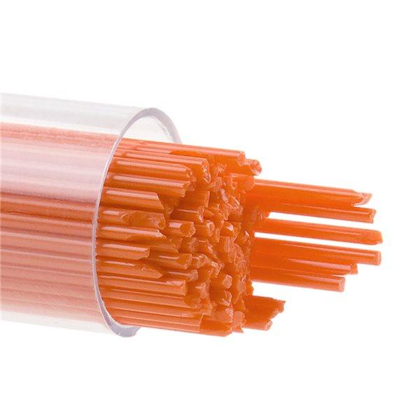Bullseye Stringer - Orange - 1mm - 180g - Opaleszent