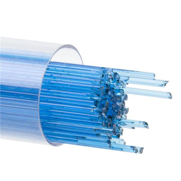 Bullseye Stringer - Turquoise Blue - 1mm - 180g - Transparent
