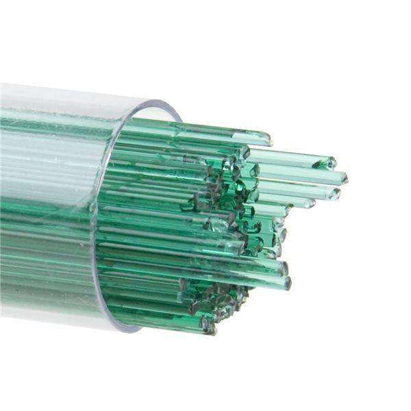 Bullseye Stringer - Emerald Green - 1mm - 180g - Transparent
