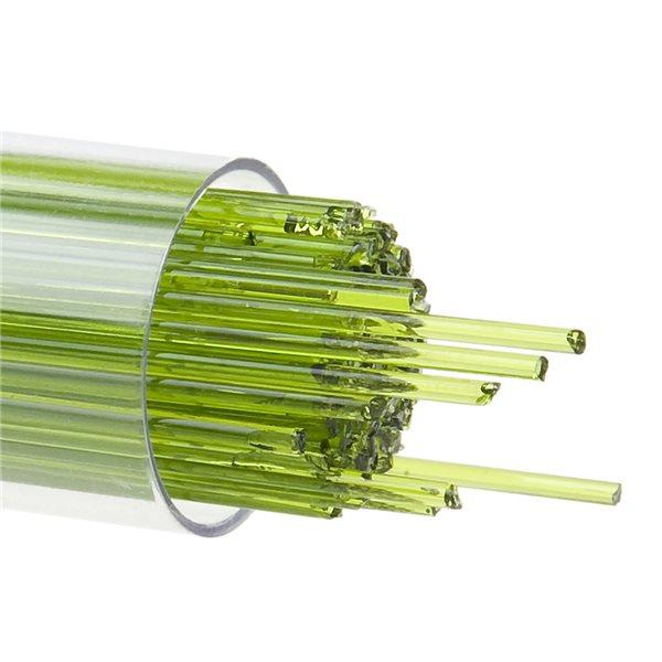 Bullseye Stringer - Spring Green - 1mm - 180g - Transparent
