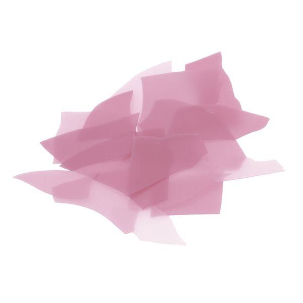 Bullseye Confetti - Pink - 50g - Opaleszent