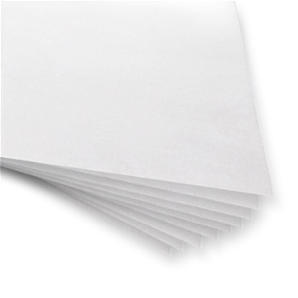 Bullseye Thin Fire Shelf Paper - 52x52cm - 10pcs