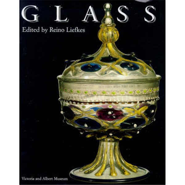Book - Glass Reino Liefkes