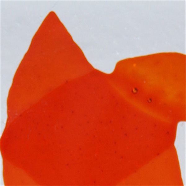 Confetti - Opaque Red - 400g - for Float Glass