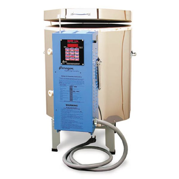 Ceramic Kiln - Touch and Fire - 82-3v - 3 Zone - 82ltr