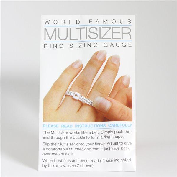 Finger Messband