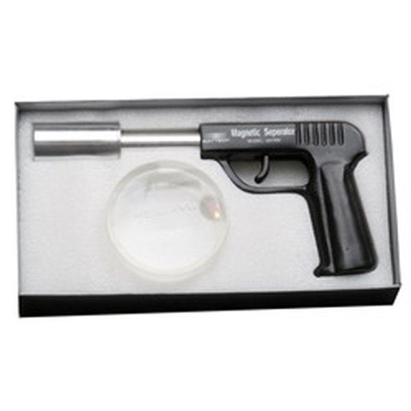Magnetische Trennpistole für Poliertrommel