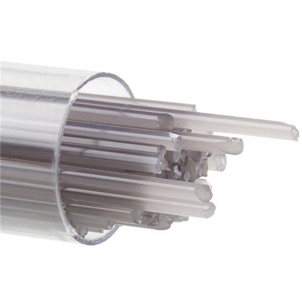 Bullseye Stringer - Deco Grey - 2mm - 180g - Opaleszent