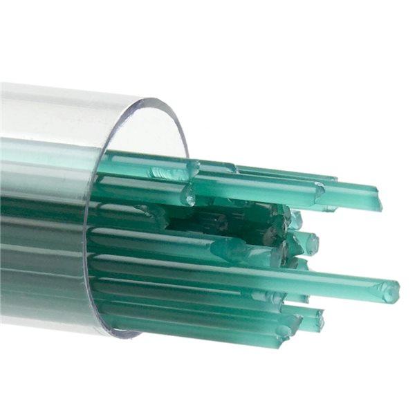 Bullseye Stringer - Teal Green - 2mm - 180g - Opaleszent