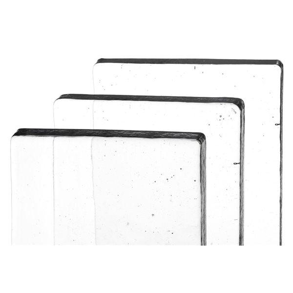 Bullseye Billets - Crystal Clear - Transparent