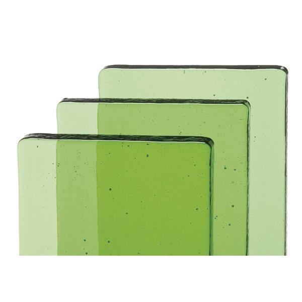 Bullseye Billets - Grass Green Tint - Transparent