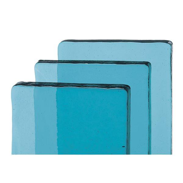 Bullseye Billets - Aqua Blue Tint - Transparent