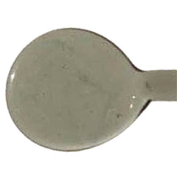 Effetre Murano Stange - Acciaio Scuro - 5-6mm