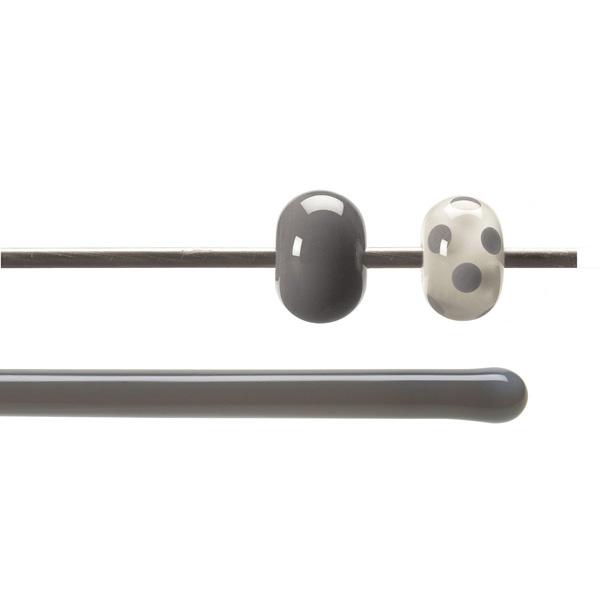 Bullseye Stange - Deco Gray - 4-6mm - Opaleszent