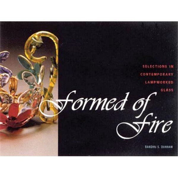 Book - Formed of Fire