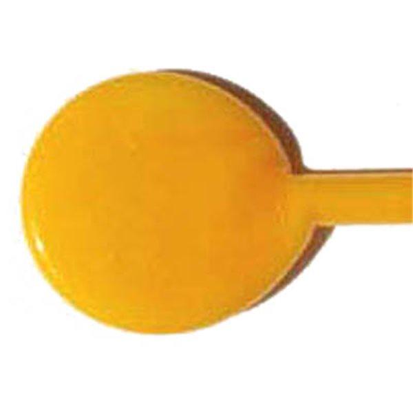 Effetre Murano Stange - Giallo Scuro - 5-6mm