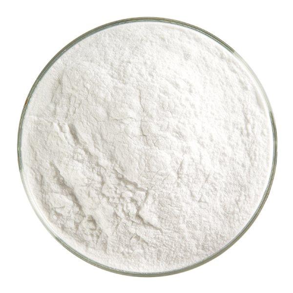 Bullseye Frit - Dense White - Mehl - 2.25kg - Opaleszent