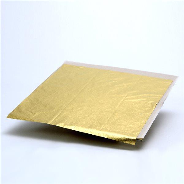 Gold Foil - 20x20cm - 1 Sheet