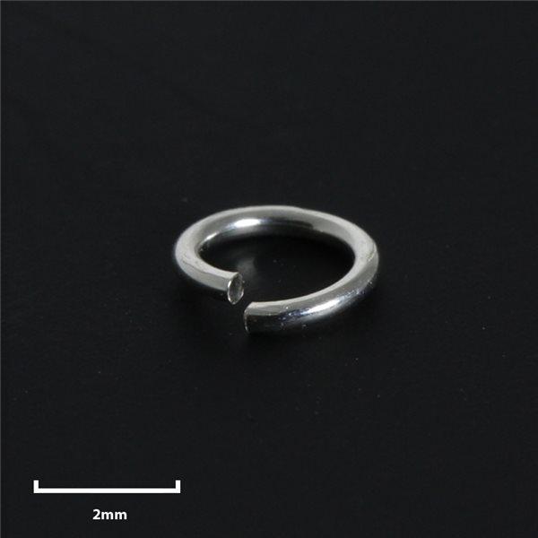Rundösen - Silber 925 - 3mm - 50 Stk.