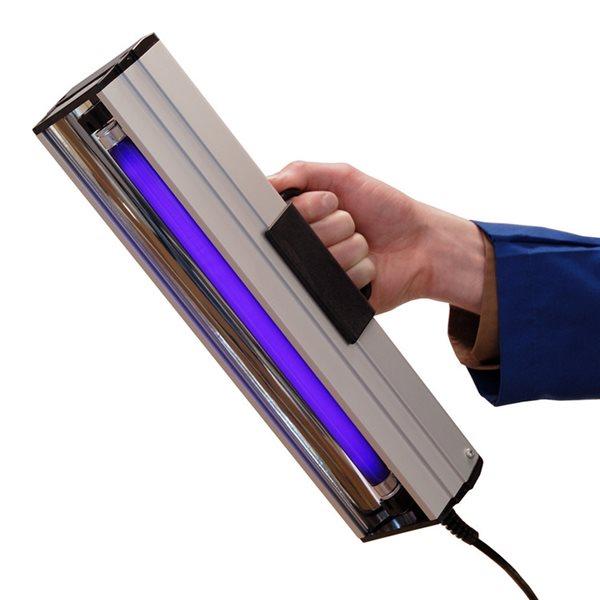 UV-Handlamp - 8W - 230V