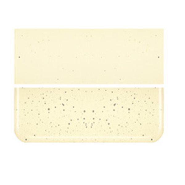 Bullseye Medium Amber Tint - Transparent - 3mm - Plaque Fusing