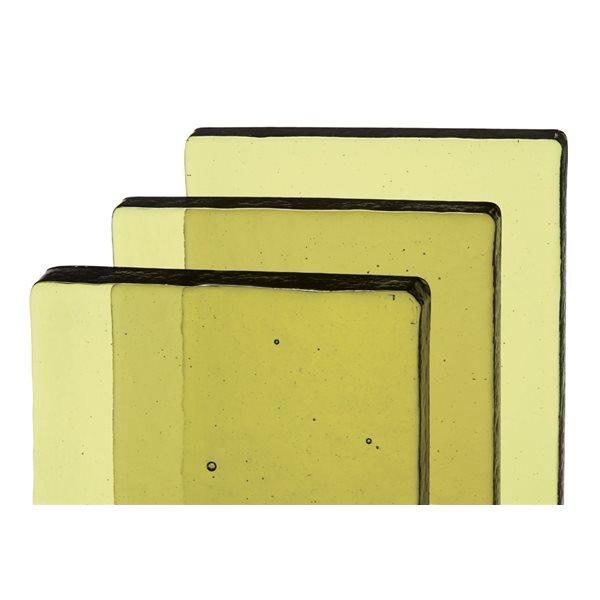 Bullseye Billets - Green Tea Tint - Transparent
