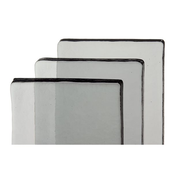 Bullseye Billets - Gray Tint - Transparent