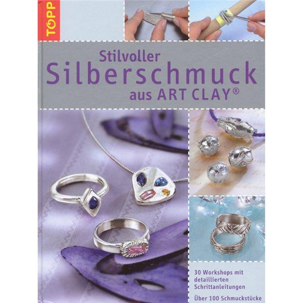 Buch - Stilvoller Silberschmuck aus Art Clay