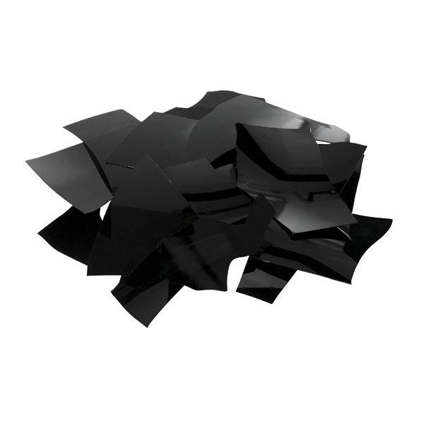 Bullseye Confetti - Black - 50g - Opaleszent