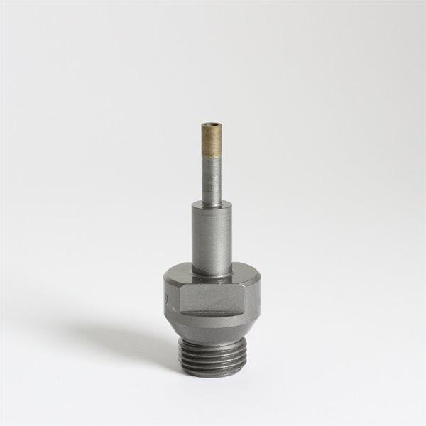 Diamant Hohlbohrer - Gesintert - 6mm - Professionell