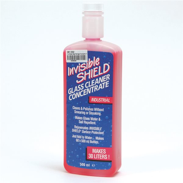 Invisible Shield - Glass Cleaner - 500ml