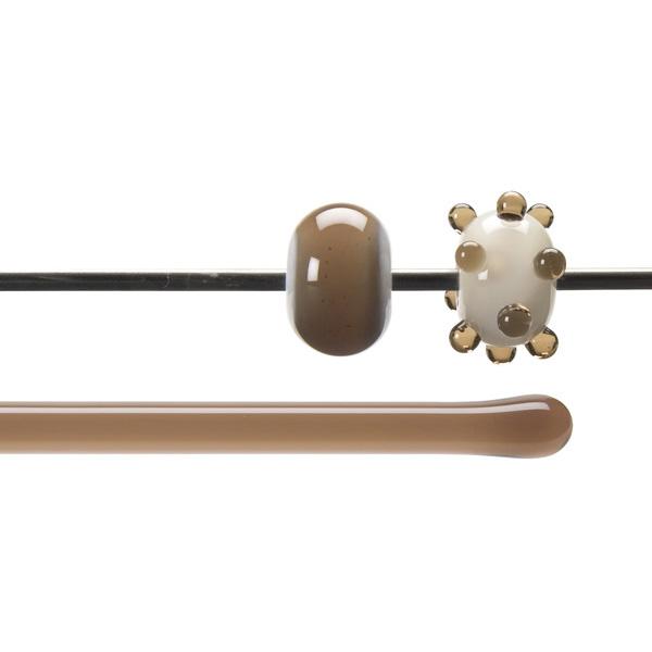 Bullseye Stange - Light Bronze - 4-6mm - Transparent