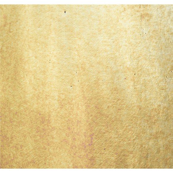 Bullseye Black - Opaleszent - Gold Irid - 2mm - Fusing Glas Tafeln