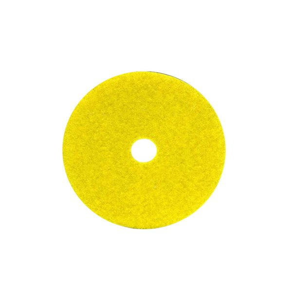 Diamond Pad - 50mm - 400grit - Yellow