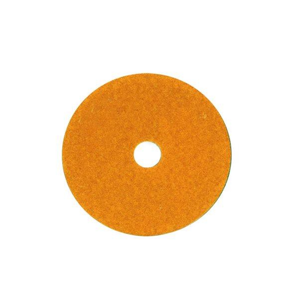 Diamond Pad - 50mm - 8000grit - Orange