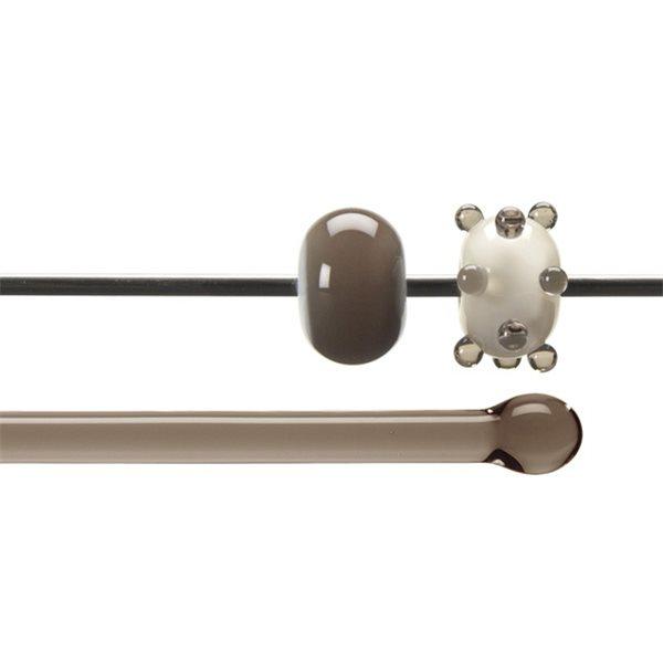 Bullseye Stange - Khaki - 4-6mm - Transparent