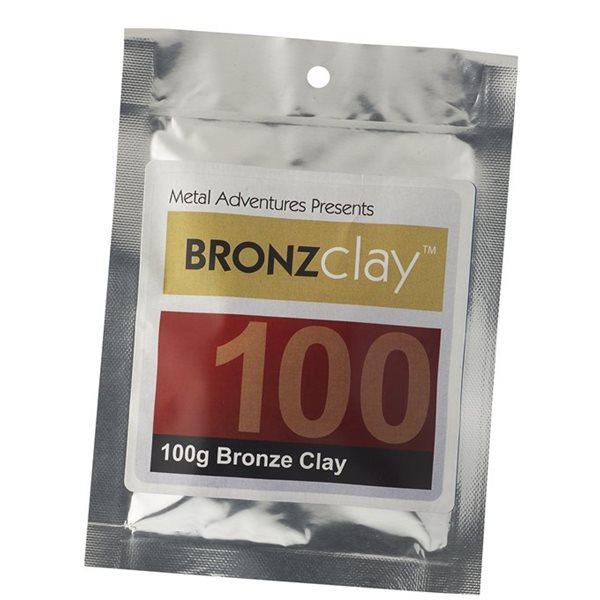 BRONZClay - Modelliermasse - 100g