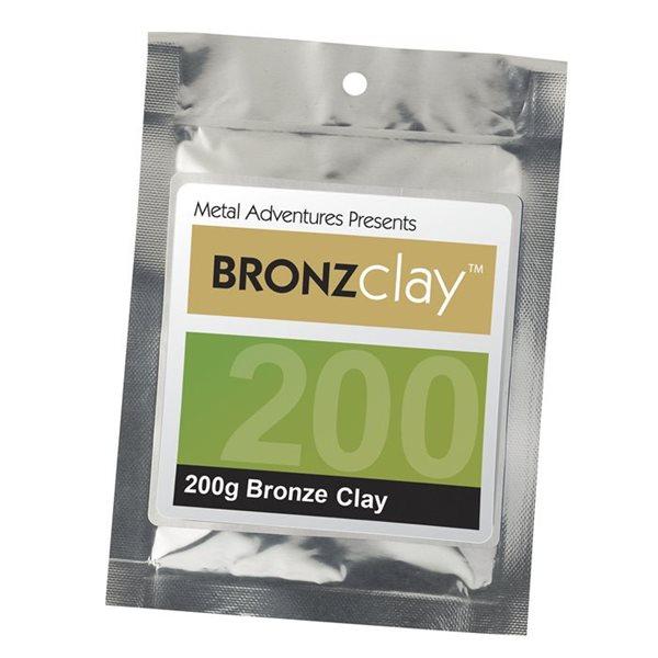 BRONZClay - Modelliermasse - 200g