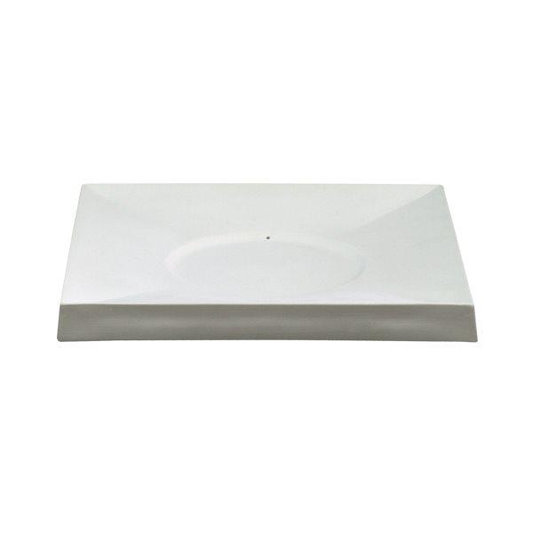 Casablanca - Salad Plate - 30.3x30.3x3cm - Basis: 14.8cm - Fusing Form