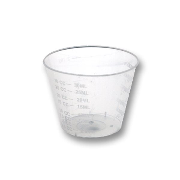 Mixing Cup for Hxtal - 30ml - 10pcs